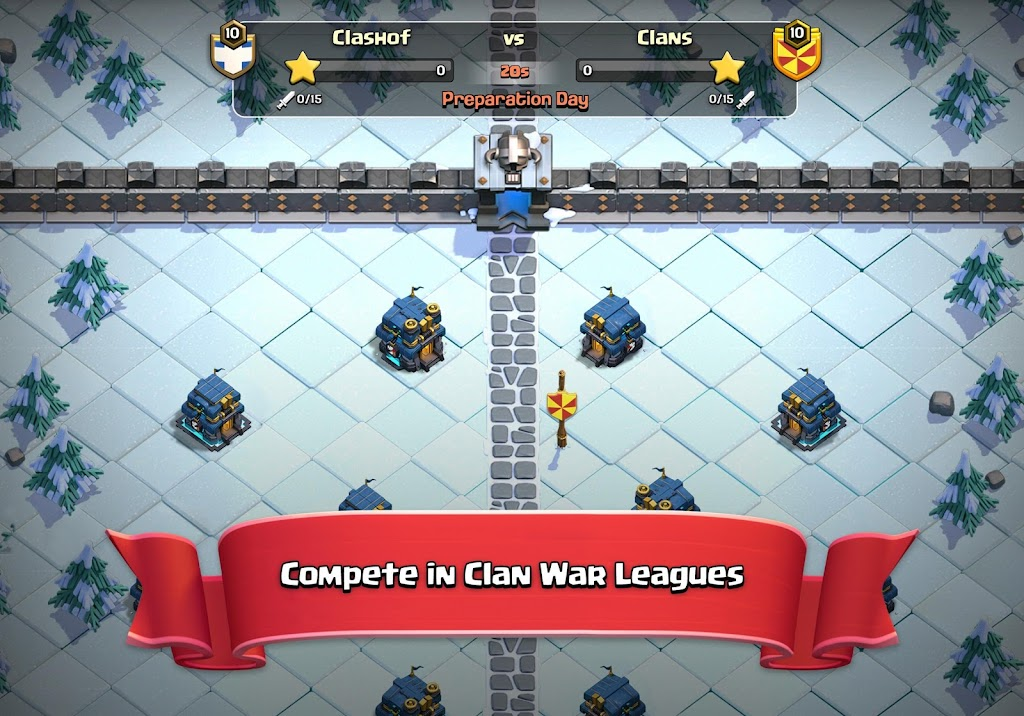 Clash of Clans  poster 22