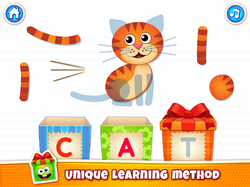 Baby ABC in box! Kids alphabet games for toddlers! 3.3.3.2 screenshots 18
