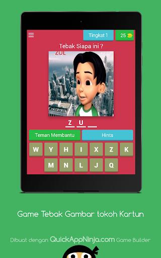 game tebak Gambar tokoh Kartun 8.22.4z screenshots 9