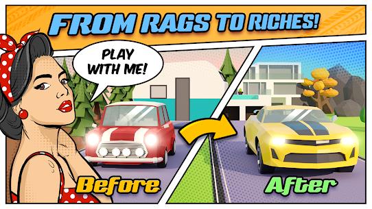 Car Drift MOD APK: Racing History (Unlimited Money) 3