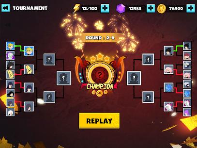 Stickman Shinobi : Ninja Fighting MOD APK 2.0 (Unlimited Gold, Diamond, Energy, No Ads) 15