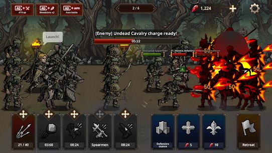 King's Blood Mod Apk: The Defense (Unlimited Bloodstones) 3