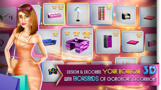 My Boutique Fashion Shop Game: Shopping Fever 10.0.4 screenshots 6