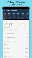 Weather - Live weather & Radar app