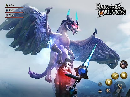Rangers of Oblivion Screenshot