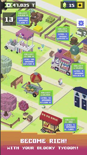 Blocky Zoo Tycoon - Idle Clicker Game! 0.7 Screenshots 8