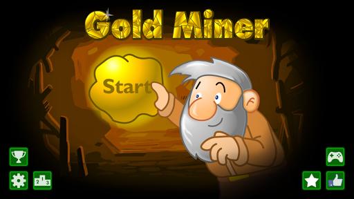 Gold Miner Classic Lite screenshots 1