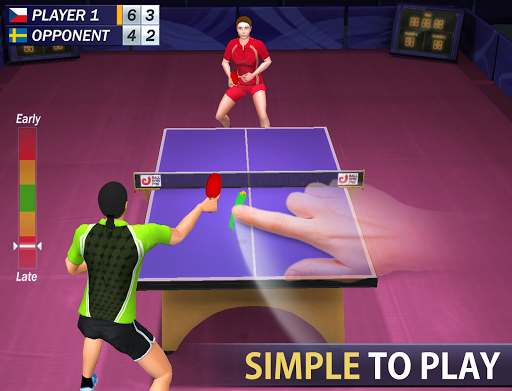 Table Tennis 2.1 screenshots 6