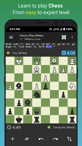 Chess - Play & Learn Free Classic Board Game 1.0.6 screenshots 9