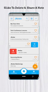 JNotes - Ad-Free, OCR, Secured Note Taking App
