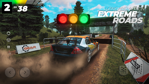 Real Rally: Drift & Rally Race  screenshots 2
