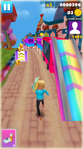 Jojo Rush siwa adventure 2.0 screenshots 1