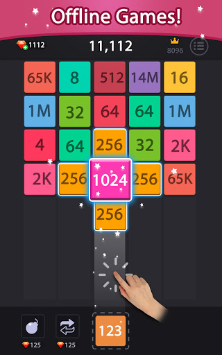 Merge block-2048 block puzzle game  screenshots 15