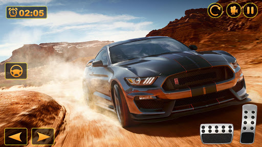 Mustang GT 350r: Extreme City Stunts Drive & Drift  Screenshots 2