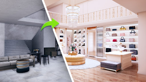 Makeover Match: Home Design & Happy Match Tile 1.0.3 screenshots 4