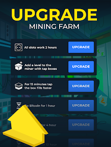 The Crypto Merge Mod Apk- bitcoin mining simulator (Unlimited Money) 9