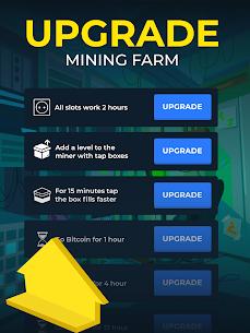 The Crypto Merge Mod Apk- bitcoin mining simulator (Unlimited Money) 9