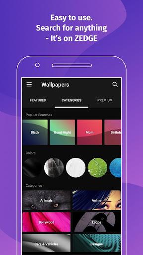 ZEDGEu2122 Wallpapers & Ringtones screenshots 3