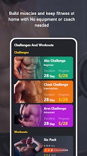 Baixar Home Workout MOD APK 1.1.3 – {Versão atualizada} 2