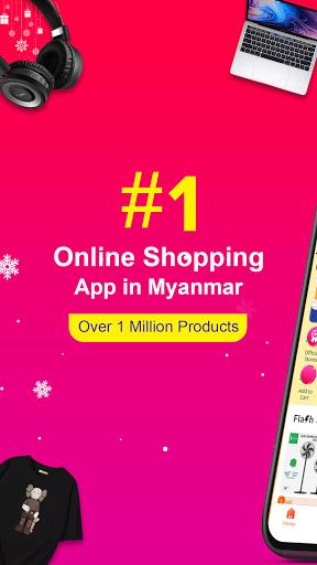 Shop MM - 12.12 Sale Year End Shopping Sale 2020 4.11.0 Screenshots 1