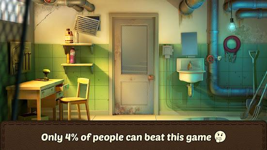 100 Doors Games 2021: Escape from School 3.7.8 Screenshots 1
