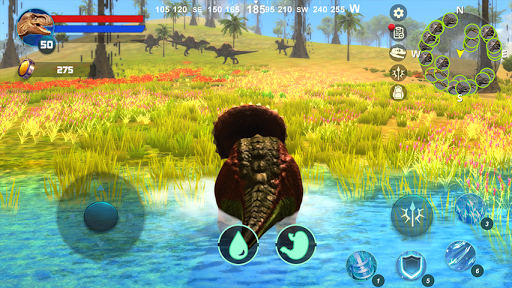 Triceratops Simulator  screenshots 5