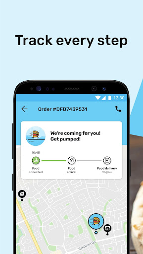 Mr D Food - delivery & takeaway 4.10.3 Screenshots 6