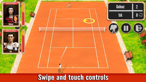 World of Tennis: Roaring u201920s u2014 online sports game  screenshots 2