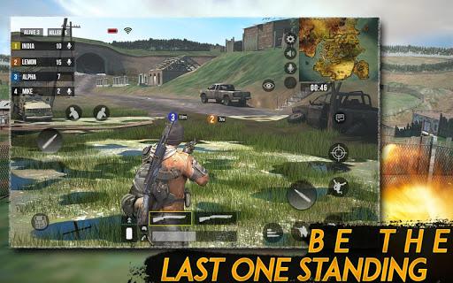 Escouade Épique: Jeu de Free Fire,Guerre et Survie  APK MOD (Astuce) screenshots 5