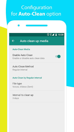 Cleaner for WhatsApp hack tool