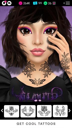 GLAMM'D - Style & Fashion Dress Up Game apktram screenshots 2