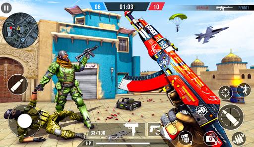 Real Commando Secret Mission - FPS Shooting Games  screenshots 8