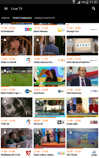 Orange TV Go apktram screenshots 10