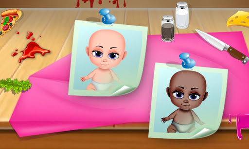 Hungry Baby - Tuto Kitchen 1.5 screenshots 2