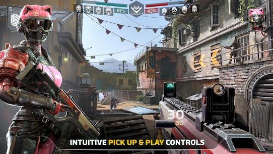 Modern Combat Versus: FPS game MOD APK 1.17.32 (Wall Hack) 5