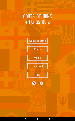 Flags of the World & Emblems of Countries: Quiz  screenshots 9