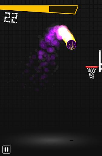 Dunkz ud83cudfc0ud83dudd25  - Shoot hoop & slam dunk screenshots apkspray 17