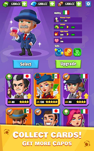 Idle Mafia - Tycoon Manager 3.0.0 screenshots 11