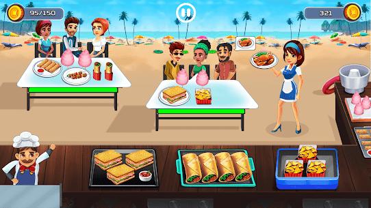 Cooking Cafe Mod Apk 3