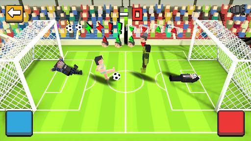 Cubic Soccer 3D screenshots 12