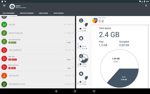 Storage Analyzer & Disk Usage 4.1.0.9 Screenshots 11
