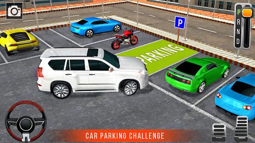 Car Parking Simulator Games: Prado Car Games 2021  Screenshots 1
