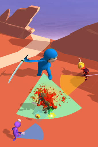 Stickman Smashers -  Clash 3D Impostor io games 1.0.5 screenshots 18