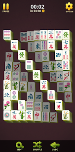 Mahjong Blossom Solitaire 1.0.3 APK with Mod + Data 1
