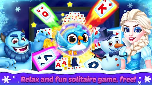 Code Triche Pyramid Solitaire K mod apk screenshots 2