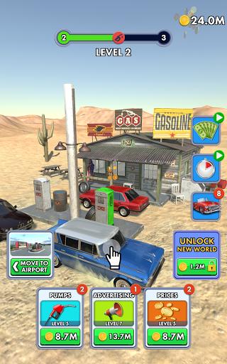 Idle Gas Station 0.3 screenshots 13