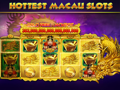 Grand Macau 3: Dafu Casino Mania Slots apkpoly screenshots 15