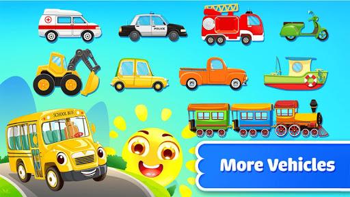 Cars for kids - Car sounds - Car builder & factory 1.3.4 screenshots 5