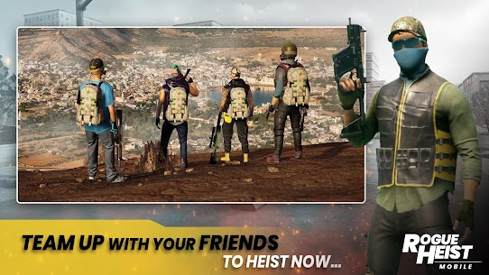 Rogue Heist APK Download For Android 5