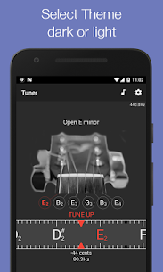 Guitar Tuner 2.3.3 Android Mod APK 2